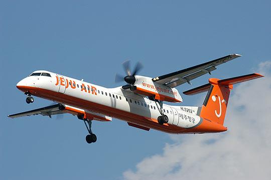 제주항공 Q400