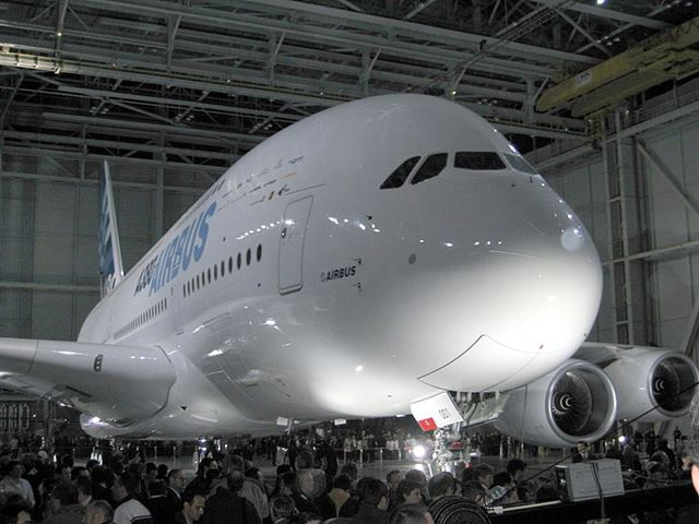 a380 rollout