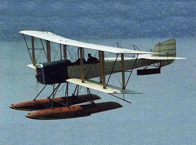 Boeing Model 1(B & W Seaplane)