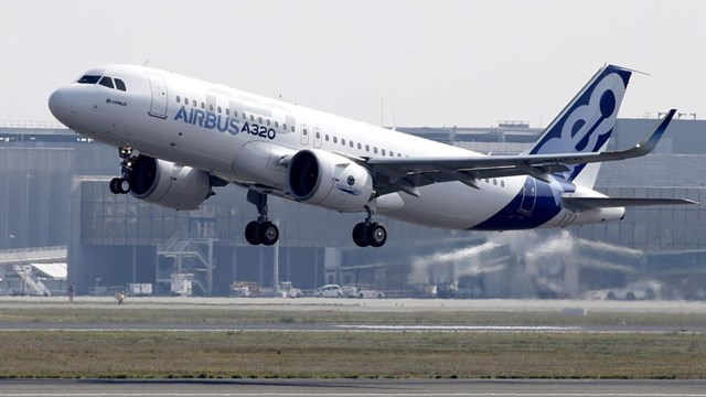 a320neo take-off