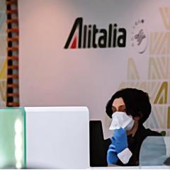 알리탈리아, 국내선에서도 코로나 음성 확인서 요구