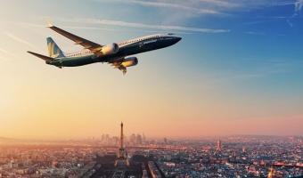 11월에도 상업용 항공기 판매, 보잉 압승