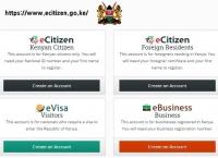 케냐(Kenya) e-비자 발급 절차(온라인 신청)