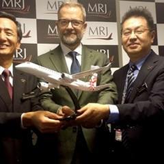 日 MRJ, 美이어 유럽에도 판매 개시