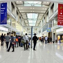 코로나19 사태, 인천공항 면세점 매출 90% 하락