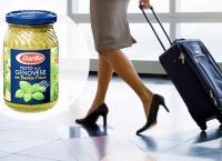 페스토 소스만 액체류 규정 예외로 한 이탈리아 공항