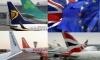브렉시트, 단일 유럽 붕괴로 항공업계 요동