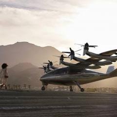유나이티드, 에어택시 진출 ·· eVTOL 항공기 200대, 10억 달러 구매