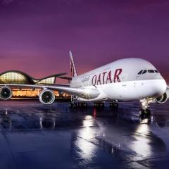 카타르항공, A380 절반 퇴출 ·· 하지만 나머지 절반도