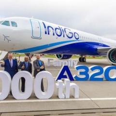 에어버스 1천 번째 A320neo 항공기 인도, B737 MAX 기종과 명암 갈려