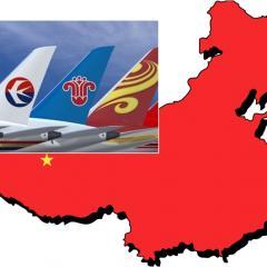 IATA, 중국 항공시장 20년 안에 미국 제쳐
