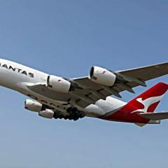 콴타스, '내년 7월까지 국제선 없어' A380 무덤으로, 몸집 최소화