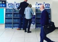 더블린공항, 셀프구매 '정직함' 타공항으로 확산