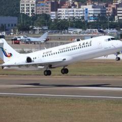 中 칭기즈칸항공, 자국산 ARJ21 항공기 도입