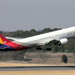 아시아나항공, 코로나 피난 인도 교민 수송에 특별기 7편 투입
