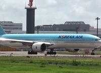 대한항공 여객기, 나리타공항 착륙 후 고무부품 이탈 확인