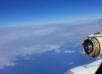 에어프랑스 A380 대서양 비행 중 엔진 폭발