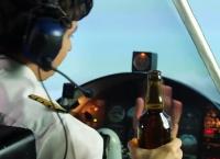 인도 항공사는 음주 비행 중?
