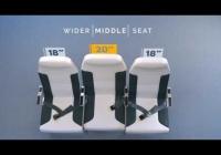 중간 낀 좌석이 더 넓은 컨셉..