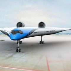 KLM, 기타 닮은 신형 항공기 콘셉트 공개