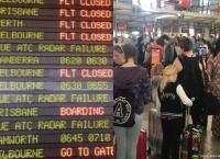 시드니 공항 관제 시스템 고장, 3시간 동안 이착륙 중단