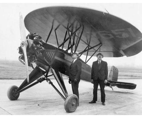 역사상 기괴했던 비행기 디자인 12선