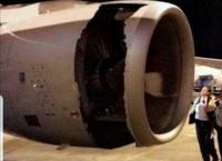 동방항공 여객기, 엔진 크게 파손돼 긴급 회항