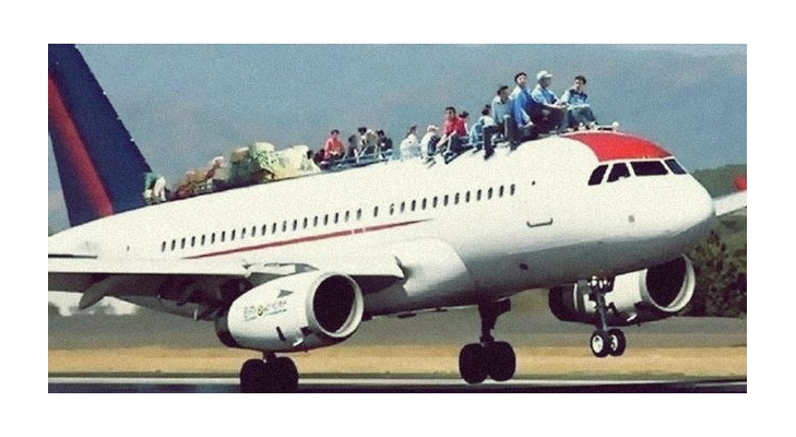항공편 오버부킹, 기형적 매출 현상과 경제학