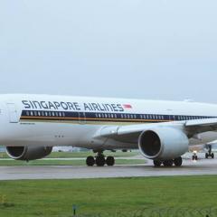 싱가포르항공, 항공기 매각 후 다시 임차 1조6천억 자금 확보