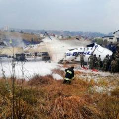 조종사 심리 불안정 항공사고 초래 - 네팔 추락사고 보고서 초안