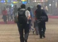 싱가포르 창이공항 화재로 항공편 대거 지연