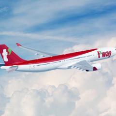 티웨이항공, 중장거리 본격화 ·· A330 기종 도입 의향서 체결