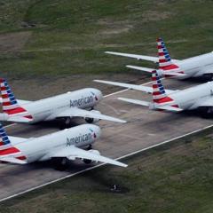 美 3대 항공사 모두 2020년 거액 적자 ·· 아메리칸항공 10조 원 손실