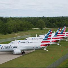 아메리칸항공, B737 MAX 재운행 첫 항공사