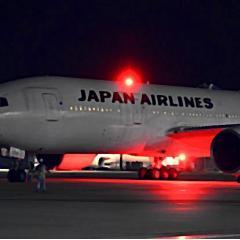 오버부킹 때문에 항공편 취소, 일본항공