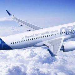 에어버스 2020년, 항공기 '주문' 268대 '인도' 566대