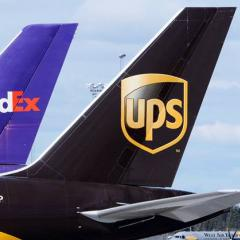 美 여객 항공사, 백신 특수 없다? ·· UPS·FedEx '자신들 만으로 충분'