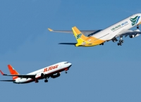 제주항공, 결성 1년 여만에 첫 동맹체 승객
