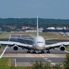 초대형 A380 기종, 운행 가능한 공항 얼마나 되나?
