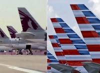 카타르항공, 아메리칸항공 지분 매입 포기