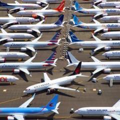 보잉·에어버스 600대 넘는 항공기, 인도 못하고 쌓여있어