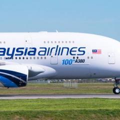 타이항공 이어 말레이시아항공도 A380 항공기 6대 모두 퇴역