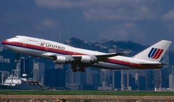 유나이티드항공, 마지막 B747 비행은 11월 7일
