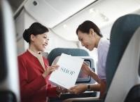 국적 항공기내에서 600달러 초과 구매, 관세청 통보