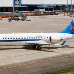 중국산 제트 여객기 본격 상용화 ·· 中 3대 항공사 모두 ARJ21 도입