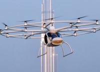 드론 택시, 두바이 하늘에서 시험 비행