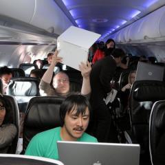 기내 인터넷 제일 우수한 항공사는 어디?