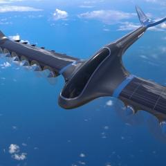 싱가포르 HES, 수소-전기 여객용 항공기 개발 비전 공개