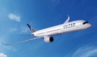 유나이티드 장거리 B777-200ER, 에어버스 A350-900으로 대체