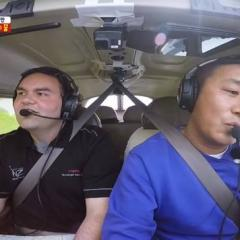 개그맨 김병만, 사업용조종사 면허 취득 ·· 부조종사 취업도 가능
